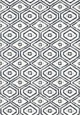 Thibaut Pass-a-Grille Wallpaper in Black